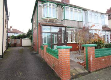 Thumbnail 3 bed semi-detached house for sale in Radnor Drive, Bootle