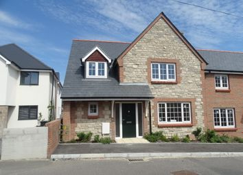 Thumbnail 3 bed end terrace house for sale in Green Lane, Chickerell, Weymouth