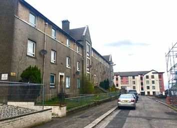 Thumbnail 2 bed flat for sale in Mill Street, Greenock