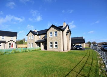 Thumbnail 3 bedroom semi-detached house for sale in Killyliss Manor, Eglish, Dungannon