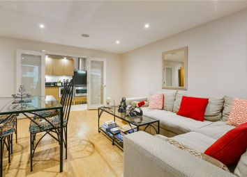 Thumbnail 2 bed flat for sale in Flagstaff House, 10 St George Wharf, London