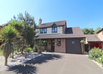 Thumbnail 4 bed detached house for sale in Coopers Way, Hailsham, East Sussex