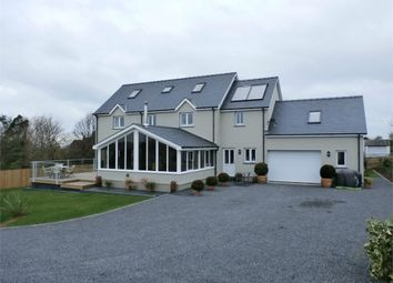 Thumbnail 6 bed detached house for sale in Maes Y Bedw, Aberporth, Cardigan, Ceredigion