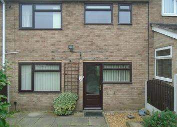 Thumbnail 3 bed town house to rent in Windermere Close, Mexborough