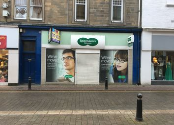 Thumbnail Retail premises for sale in Channel Street, Galashiels