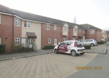 Thumbnail 2 bedroom flat for sale in Haunch Close, Birmingham