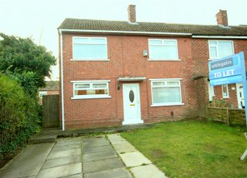 Thumbnail 3 bedroom end terrace house to rent in Braemar Road, Billingham, Tees Valley
