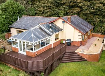 Thumbnail 3 bed detached bungalow for sale in Back Lane, Clayton-Le-Woods, Chorley