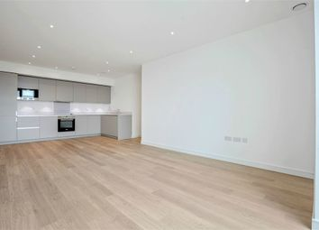 Thumbnail 3 bedroom flat to rent in Pinnacle Apartments, Saffron Central Square, Croydon, Surrey