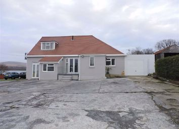 Thumbnail 4 bed detached house for sale in Bryncethin Road, Garnant, Ammanford
