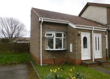 Thumbnail 1 bed semi-detached bungalow for sale in Finchale Close, Sunderland