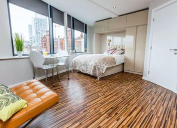 Thumbnail 2 bed flat for sale in Princess Street, Manchester