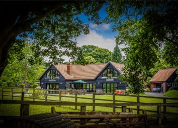 Thumbnail 4 bed country house for sale in Norley Lane, Shamley Green, Guildford, Surrey