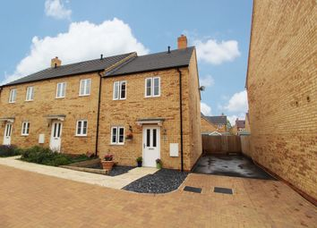 Thumbnail 3 bed end terrace house for sale in Appledine Way, Bedford