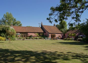 Thumbnail 3 bed cottage for sale in Wattisfield Road, Thelnetham, Diss