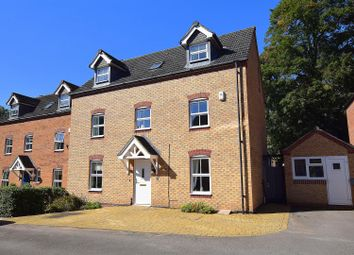 Thumbnail 5 bed detached house for sale in Brendan Gardens, Darley Abbey, Derby