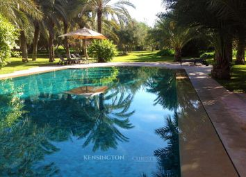 Thumbnail 6 bed villa for sale in Marrakesh (Palmeraie), 40000, Morocco