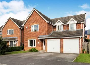 5 bed detached house for sale in Linden Way, Thorpe Willoughby YO8