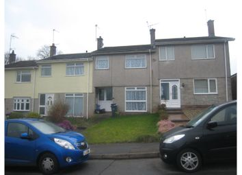 Thumbnail 3 bed terraced house to rent in Heol Isaf, Pontypool