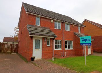 Thumbnail 2 bed semi-detached house for sale in Alford Avenue, Blantyre, Glasgow