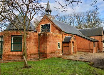 Thumbnail 4 bed detached house for sale in Calder Road, Melton, Woodbridge