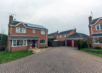 Thumbnail 4 bed detached house for sale in Ash Tree Grove, Shilton, Coventry, Warwickshire