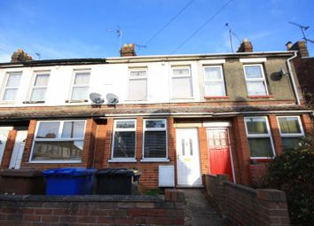 Thumbnail 2 bedroom terraced house to rent in Bostock Road, Ipswich, Suffolk