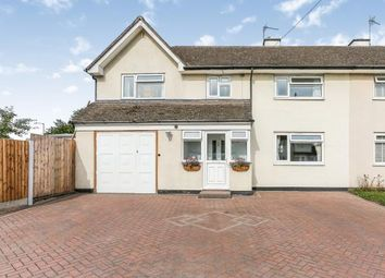 Thumbnail 4 bed semi-detached house for sale in Maud Road, Water Orton, Birmingham, .