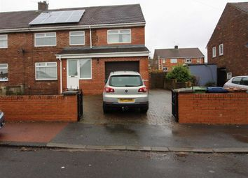 Thumbnail 4 bed semi-detached house for sale in Bristol Avenue, Donwell, Washington