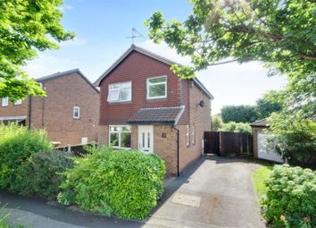 Thumbnail 4 bed detached house for sale in Torvill Drive, Wollaton, Nottingham