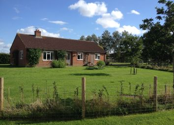 Thumbnail 3 bed detached bungalow to rent in Stanton Farm, Stanton St Bernard