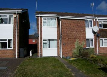 Thumbnail 2 bed end terrace house to rent in Walgrave, Orton Malborne