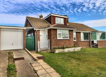 Thumbnail 3 bed semi-detached bungalow for sale in Hawth Grove, Seaford, East Sussex