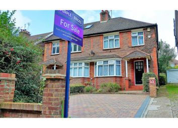 Thumbnail 3 bed semi-detached house for sale in Coldean Lane, Brighton
