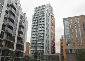 Thumbnail 2 bed flat for sale in Witham House, Enterprise Way, Wandsworth, London