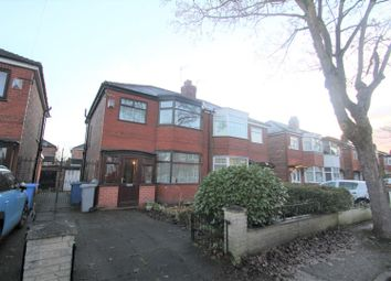 Thumbnail 3 bed semi-detached house for sale in Raglan Road, Stretford, Manchester