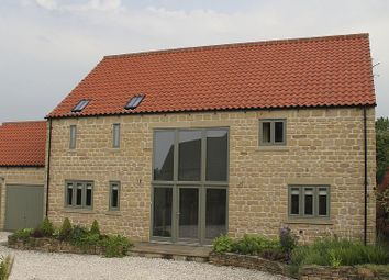 Thumbnail 4 bed detached house for sale in The Barn, Malthouse Yard, Scarcliffe, Derbyshire