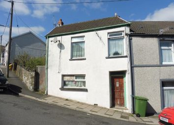 Thumbnail 3 bed end terrace house for sale in Mount Hill Street, Aberaman, Aberdare