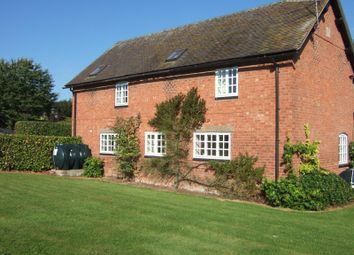 Thumbnail 3 bed barn conversion to rent in Tyrley Road, Tyrley, Market Drayton