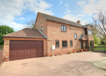 Thumbnail 4 bed detached house for sale in Washdyke Lane, Leasingham, Sleaford