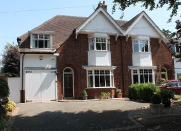 Thumbnail 4 bed semi-detached house for sale in Bankart Avenue, Oadby, Leicester