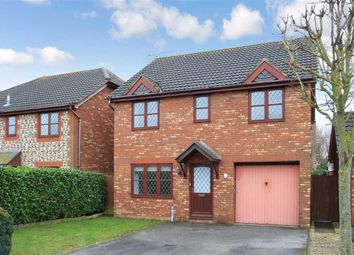 Thumbnail 4 bed detached house for sale in Bugsby Way, Grange Farm, Kesgrave, Ipswich