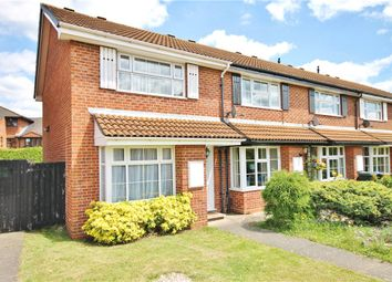 2 bed end terrace house to rent in Finlay Gardens, Addlestone, Surrey KT15