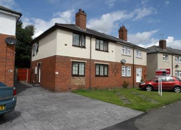 Thumbnail 3 bed semi-detached house for sale in St. Johns Road, Cannock, Staffordshire