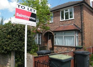 Thumbnail 3 bed property to rent in Muriel Road, Nottingham
