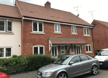 Thumbnail 3 bed terraced house for sale in Wharf Way, Hunton Bridge, Kings Langley
