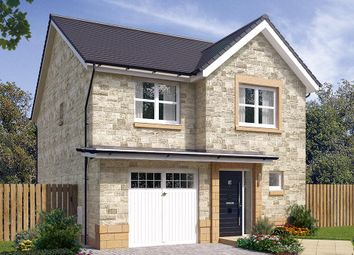 "Thumbnail 4 bed detached house for sale in ""The Ashbury Showhome"" at Cairneyhill, Dunfermline"