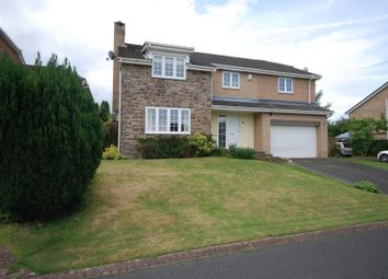 Thumbnail 6 bed detached house for sale in Percy Close, Hexham