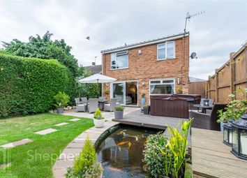 Thumbnail 3 bed detached house for sale in Wallers Way, Hoddesdon, Hertfordshire