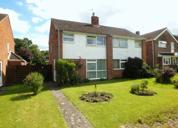 Thumbnail 3 bed semi-detached house for sale in Field Close, Kidlington